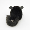 Ebony the Chinchilla Stuffed Animal Plush Toy