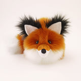 Rupert the Rusty Red Fox Stuffed Animal Plush Toy Front View