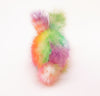 Prism the Rainbow Bunny Stuffed Animal Plush Toy back view.