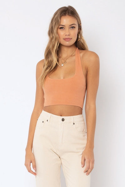 Velzy Halter Top