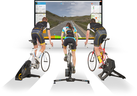 CycleOps becomes G-'Rouvy' – Mytrainingday