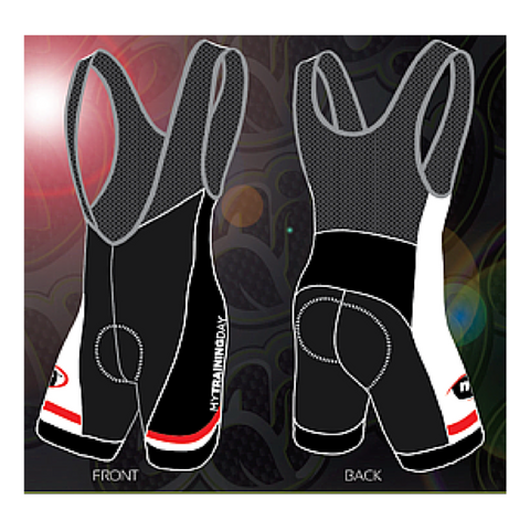 MTD Dual Mens Bibshort - Enjoy