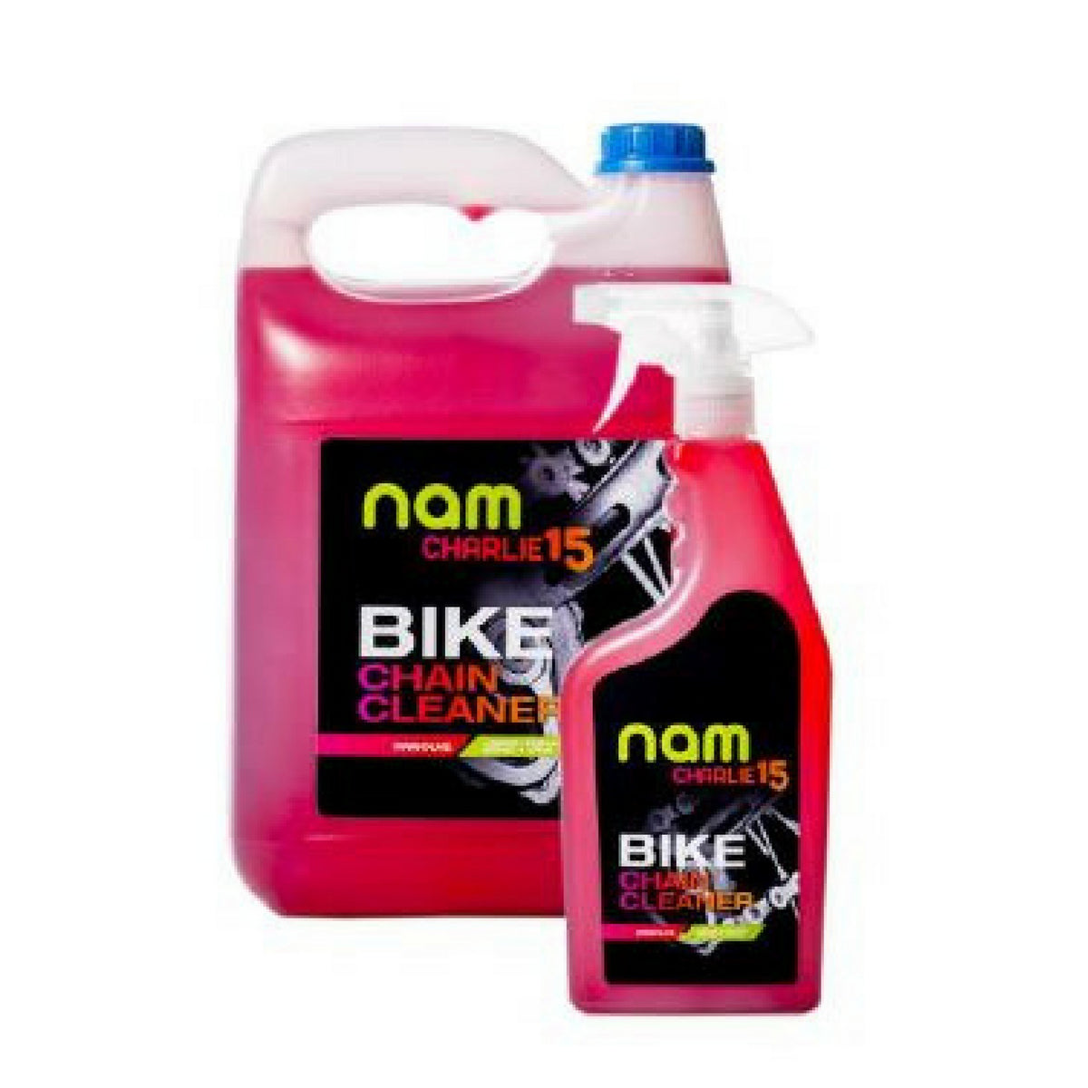 Namgear Charlie15 Bike Chain Cleaner