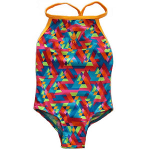 TYR Durafast One Girls' La Reve Diamondfit