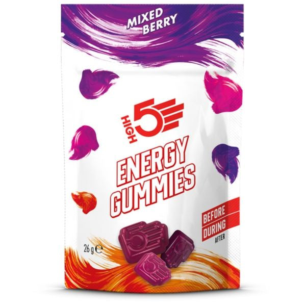 High 5 Energy Gummies Berry