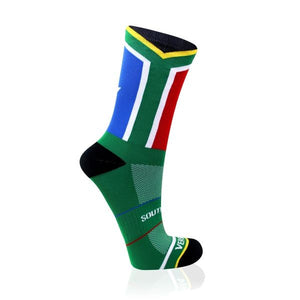 Versus S.A Flag Socks