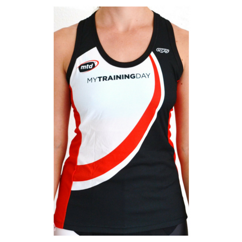 MTD Running Vest Ladies - Enjoy