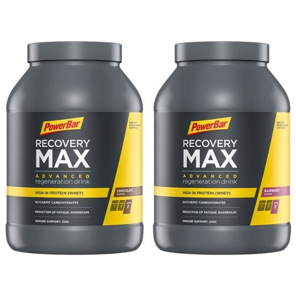 PowerBar Max Recovery Drink 1.144g Jar