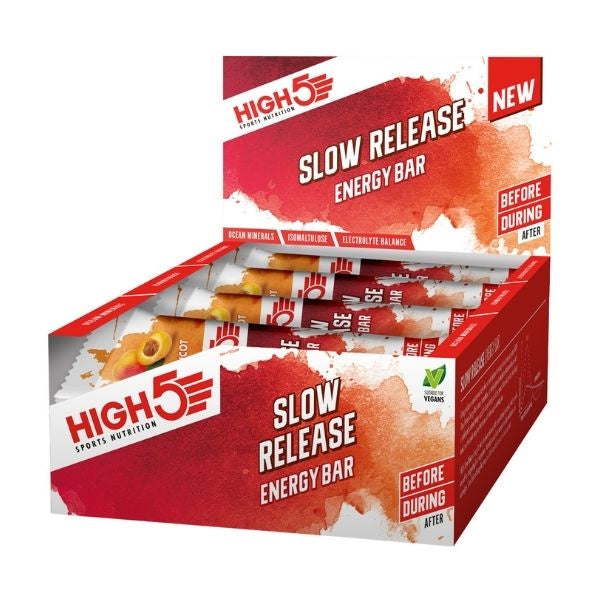 High 5 Slow Release Bar Box (16)