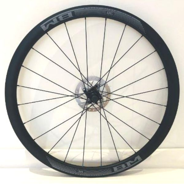 BM CARBON WHEELS CLINCHER C38 FRONT