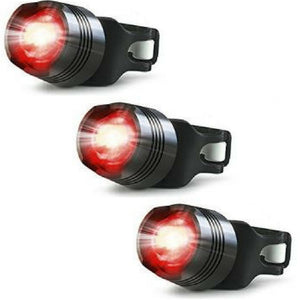 Surge charge dot bike light USB