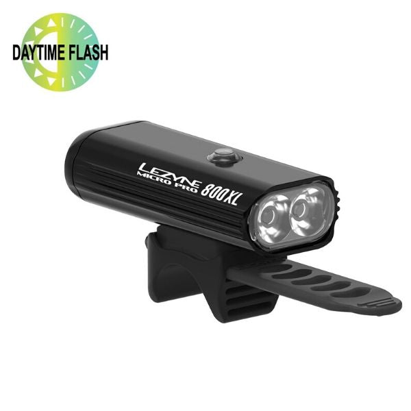 Lezyne Front Light Micro Drive Pro 800XL
