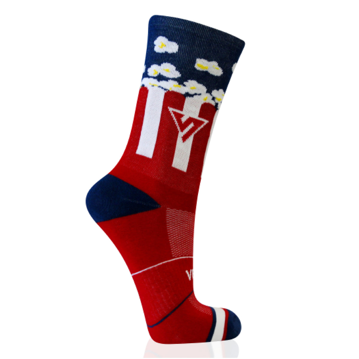 Versus Popcorn Performance Active Socks