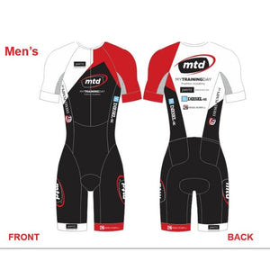 MTD Mens Sleeved Tri Suit