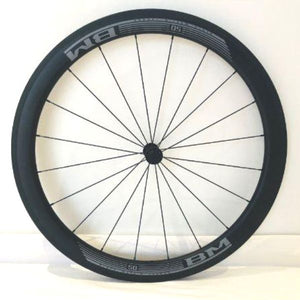 BM CARBON WHEELS CLINCHER C50 FRONT
