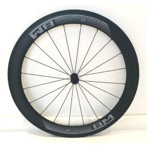 BM CARBON WHEELS CLINCHER C60 FRONT