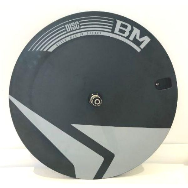 BM CARBON WHEELS CLINCHER DISC BUBBLE
