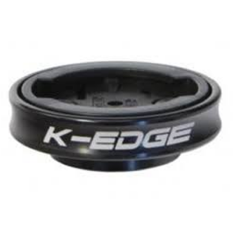K-EDGE Gravity Stem Cap Mount for Garmin