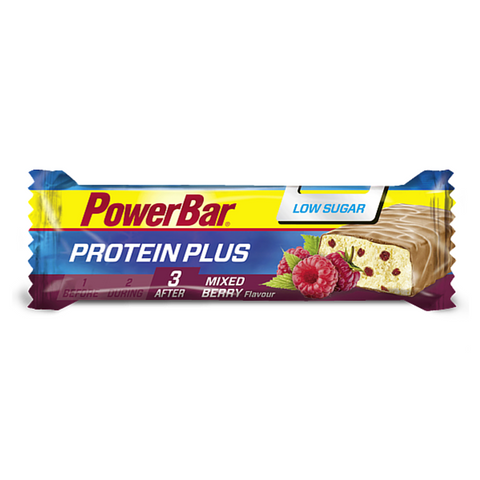 PowerBar Protein Plus 30% Bar Box