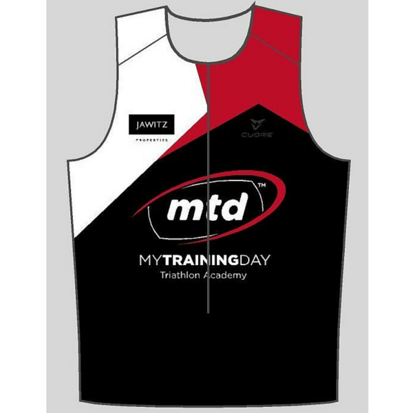 MTD Ladies Tri Top Cuore