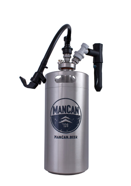 1-ManCan 128 Picnic Kit NO Co2