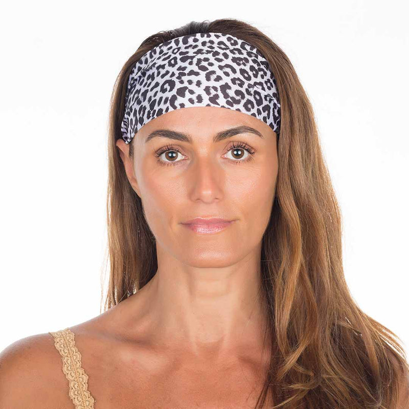 It's A Leopard No Slip Headband