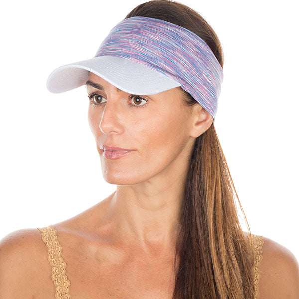 Vero Visor | Purple & Blue High Performance