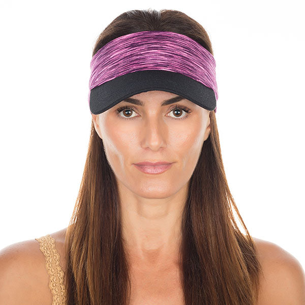 Vero Visor | Pink & Black High Performance