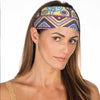New! Groovy Abstract Non Slip Headband