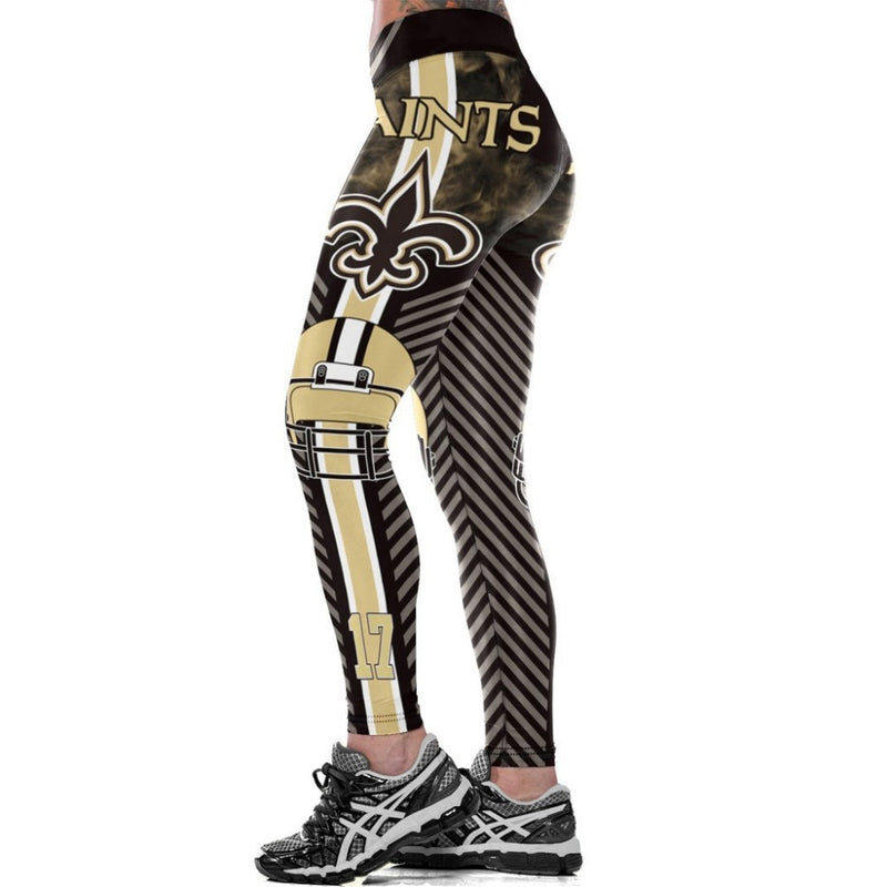 New Orleans Saints Leggings