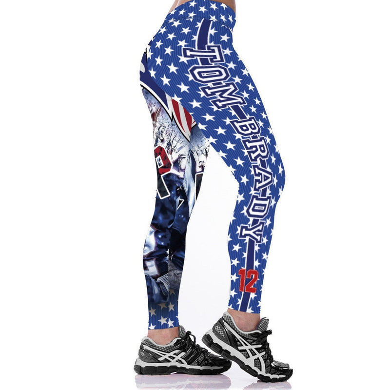 TB12 Patriots Leggings
