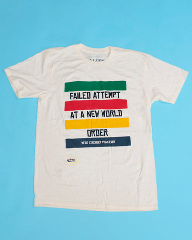 Blanket Tee (New World Order)