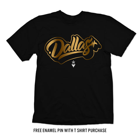 Dallas Lettering Shirt
