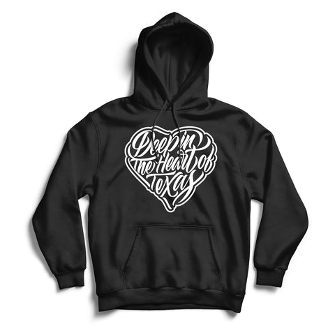 Deep In The Heart Hoodie