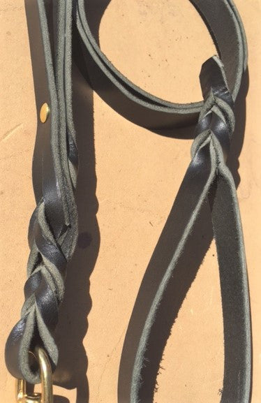 Hand Made 6' Double Handled Leash
