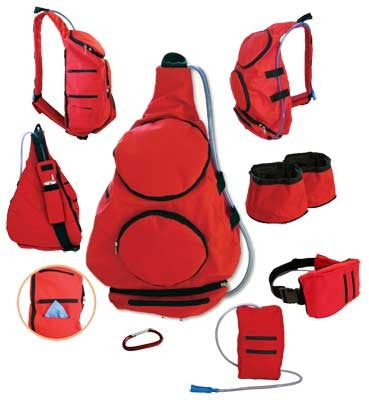 Mighty Dog Pack-N-Go Back Pack