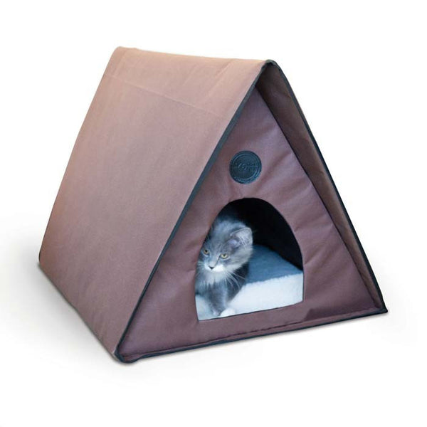 K&H Pet Products Outdoor Multiple Kitty A-Frame