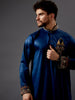 Formal Thobe 19 - Royal Blue Regal