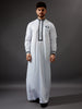 Formal Thobe 19 - Smart White