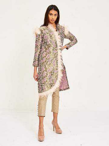 2020: BROCADE JACKET & PANTS