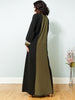 SS19 - Closed Two Tone Abaya