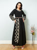 La Scintillate - Embroidered Dress - LOOK 3