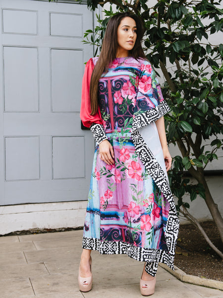 BLOOM '18 Kaftan Dress