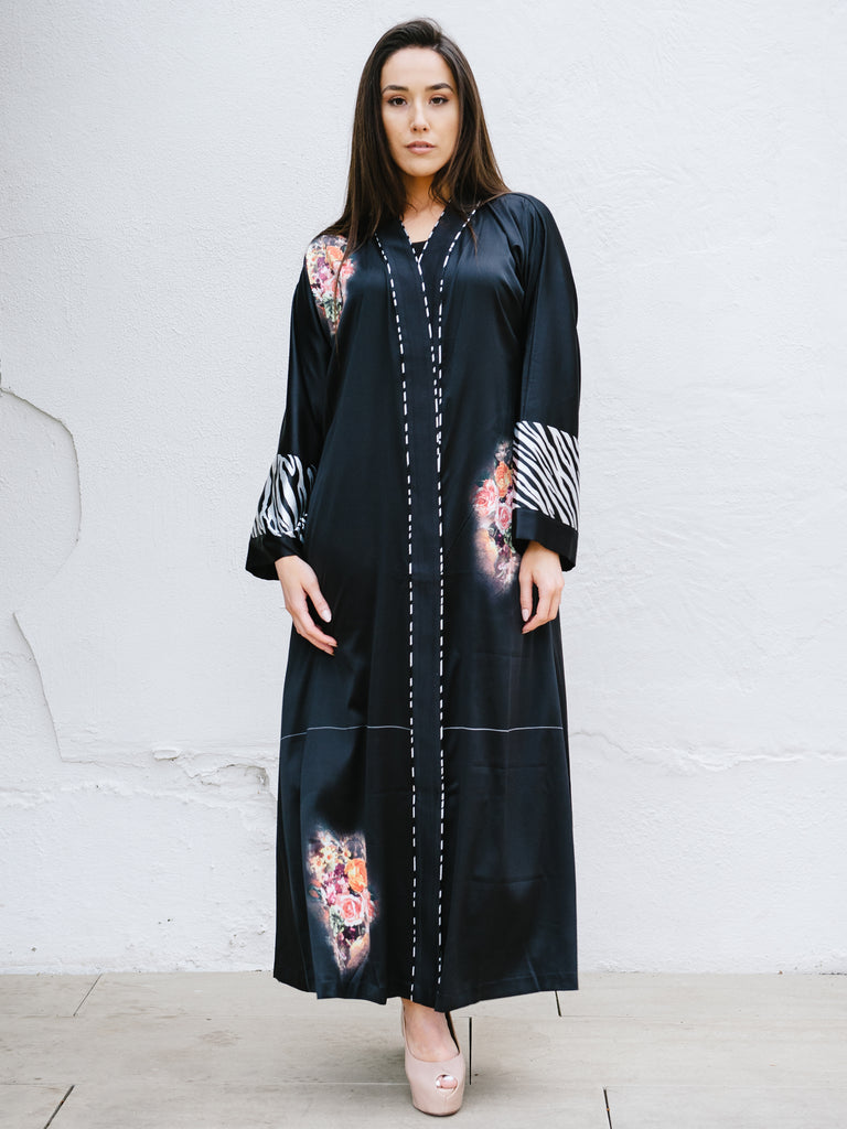 BLOOM '18 - Open Abaya - LIMITED EDITION