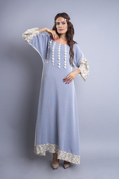 Denim Kaftan