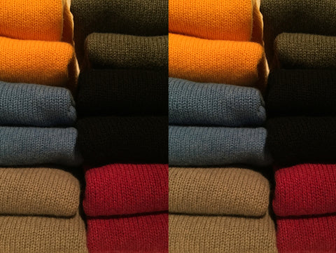 Bad Habits Cashmere Knit Sweaters Men