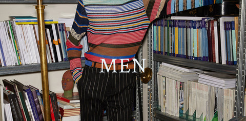 Shop Menswear from Wooyoungmi, Missoni, Etro, Tonsure and more