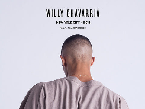 Willy Chavarria Men