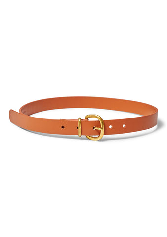 Thin Estate Tawny Belt