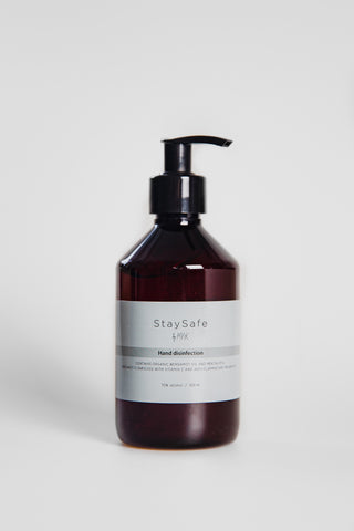Bergamot Hand Disinfection 300 ml
